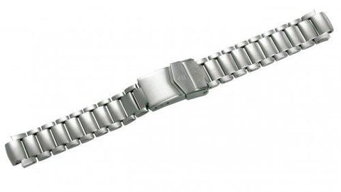 Swiss Army 13/20mm Base Camp Stainless Steel Bracelet