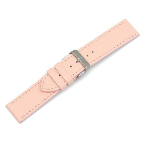 Swiss Army Pink Leather Chrono Classic Watch Strap