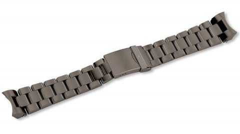 Swiss Army Genuine Large Gunmetal PVD 22mm Dive Master 500 Watch Bracelet