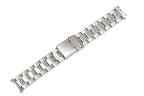 Genuine Swiss Army Field Large Stainless Steel Bracelet