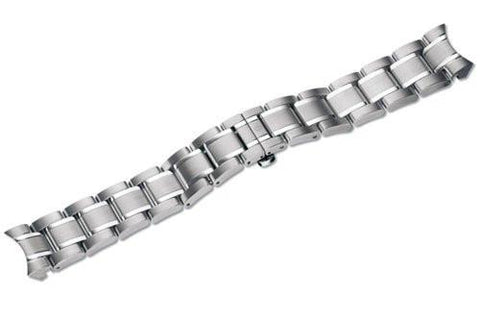 Genuine Swiss Army Alliance Stainless Steel Large Bracelet
