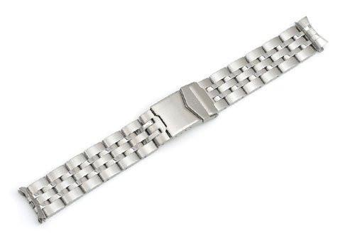 Genuine Swiss Army Companion Large Stainless Steel Bracelet
