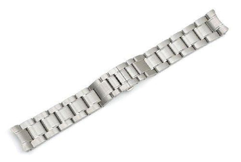 Genuine Swiss Army Officer's Mechanical Bracelet for Officer's 125 Automatic