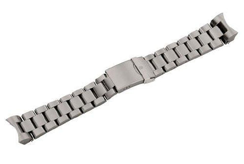 Genuine Swiss Army Large Dive Master 500 Titanium Bracelet