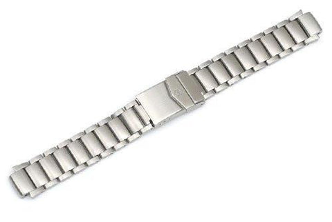 Genuine Swiss Army Base Camp Mid Size Stainless Steel Bracelet