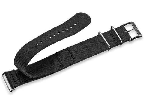 Genuine Swiss Army Black Nylon •À_NATO•À_ Strap For Original Large