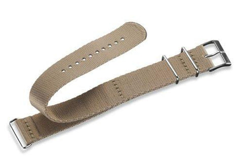 Genuine Swiss Army Sand Nylon •À_NATO•À_ Style Strap For Original Large