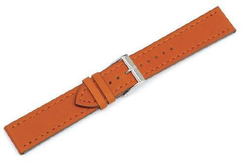 Genuine Swiss Army Alliance Large Tan Leather Strap