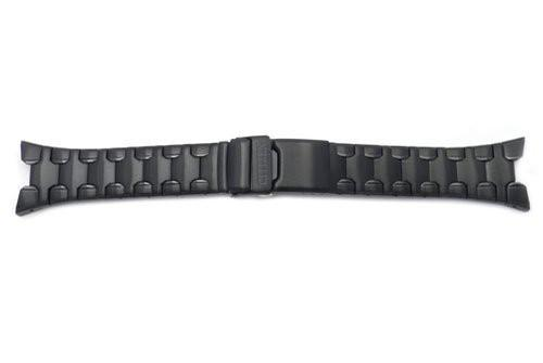 Citizen Black PVD Brushed and Polished Stainless Steel 25mm Watch Band