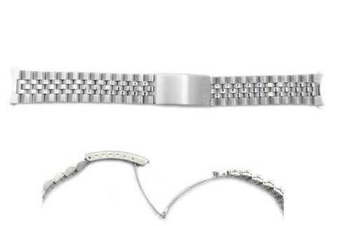Citizen 18mm Silver Tone Watch Bracelet