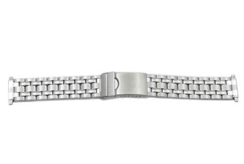 Timex 16-20mm Mens Stainless Steel Non-Expansion Watch Bracelet