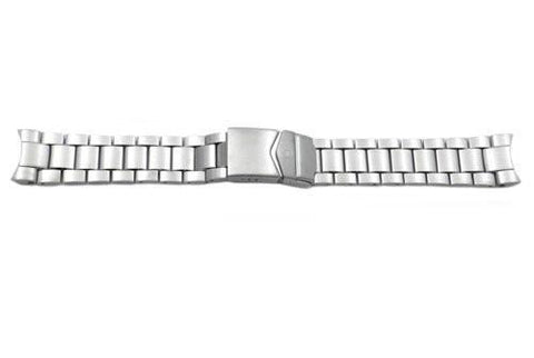 Swiss Army Infantry Vintage Stainless Steel 20mm Watch Bracelet