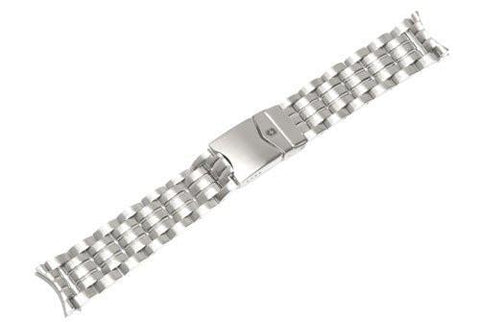 Genuine Swiss Army Maverick II Large Stainless Steel Watch Bracelet