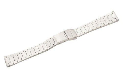 Swiss Army Lancer Stainless Steel 17mm Watch Bracelet