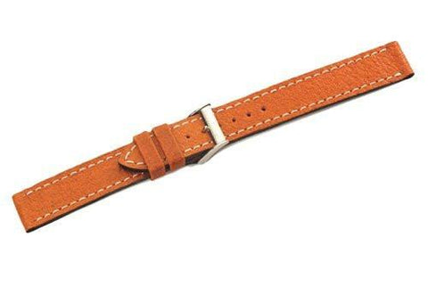 Swiss Army Delta Series Brown Smooth Leather Watch Band
