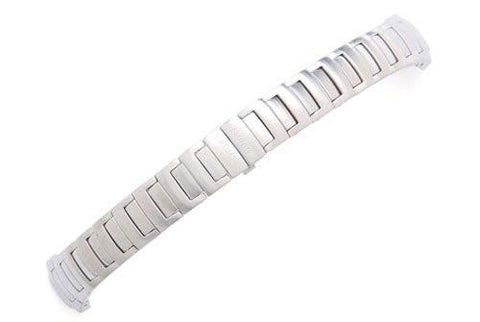 Swiss Army Excursion Ratchet Satin Stainless Steel 12mm Watch Bracelet