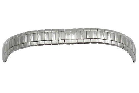 Citizen Eco-Drive Silver Tone Stainless Steel 26mm Watch Bracelet
