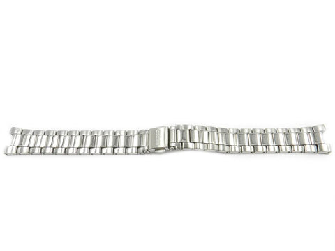Genuine Seiko Ladies Silver Tone Stainless Steel 16mm Watch Bracelet
