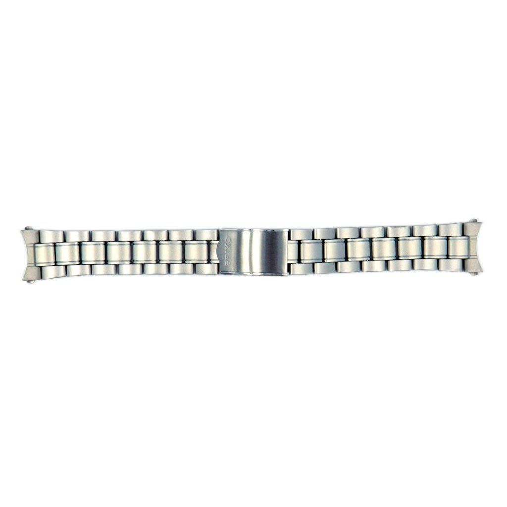Genuine Seiko Chronograph Stainless Steel 20mm Watch Bracelet