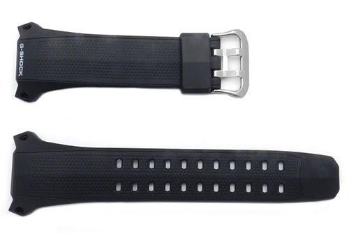 Genuine Casio Black Resin G-Shock Series 30mm Watch Band- 10217689
