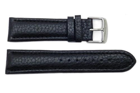 Wyoming Buffalo Leather Tapered Watch Band