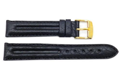 Genuine Buffalo Leather Sport Style Watch Strap