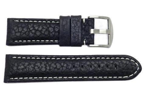 Wyoming Buffalo Embossed Panerai Style Watch Band