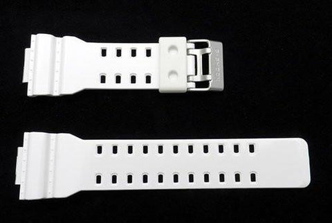 Casio G-Shock White 16mm Watch Band - 10347710