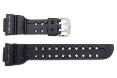 Casio G-Shock Black 18mm Watch Band - 10338420