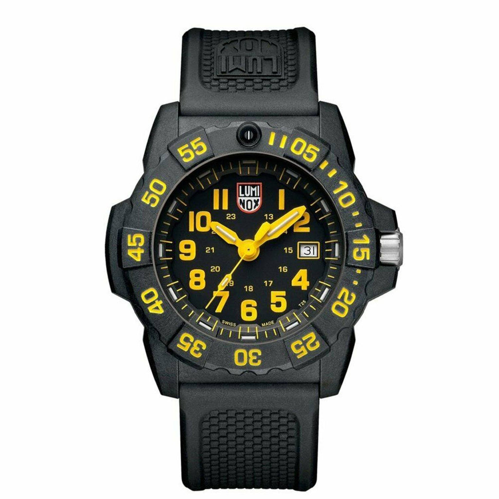 Luminox XS.3505.L Black Navy Seal Men's Quartz Watch image