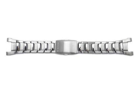 Genuine Casio G-Shock Silver Tone Stainless Steel 26mm Watch Band- 10353474