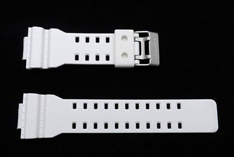 Casio G-Shock White 16mm Watch Band - 10396674