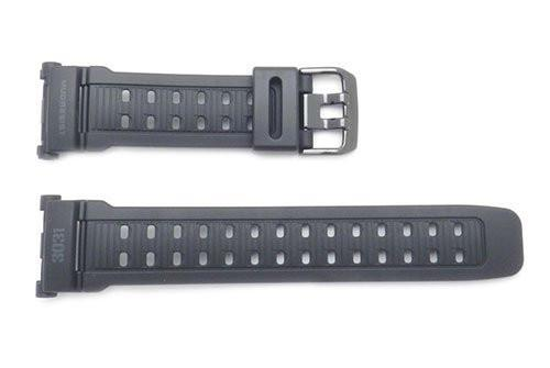 Genuine Casio Black Resin Military G-Shock 27mm Watch Band