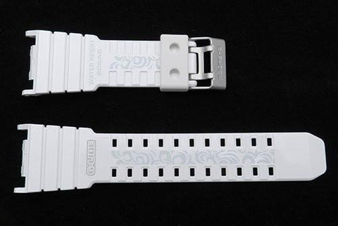 Casio G Lide G-Shock White 26/16mm Watch Band - 10322604