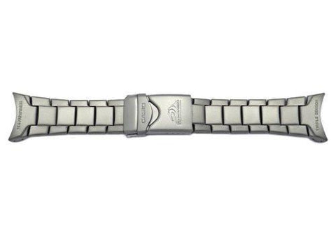 Genuine Casio Gray Titanium Watch Bracelet - 10048408