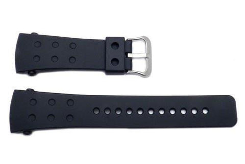 Genuine Casio Black Resin G-Shock Series Watch Strap - 10205173