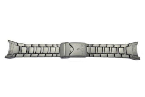 Genuine Casio Sport Pathfinder Gray Titanium Watch Bracelet - 10250055