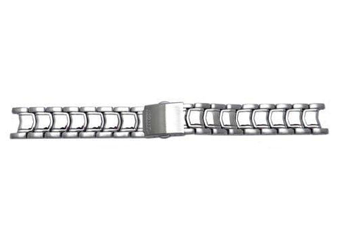 Genuine Citizen Brushed and Polished Stainless Steel Watch Bracelet