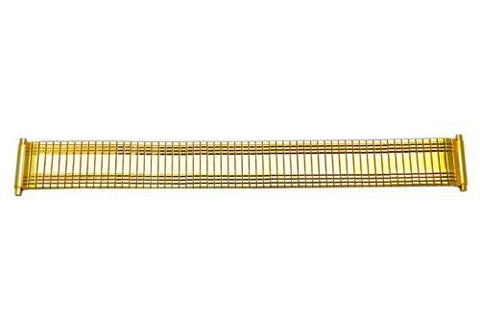 Timex Men's Polished Gold Tone Expansion Watch Band