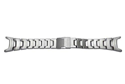 Genuine Casio Sport Pathfinder Brushed Titanium Watch Bracelet - 10299431