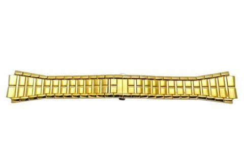 Citizen Gold Tone Brushed and Polished 26/18mm Watch Bracelet