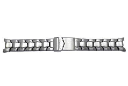 Citizen Silver Tone Stainless Steel 20mm Watch Bracelet