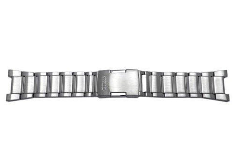 Citizen Silver Tone Stainless Steel Metal 26/14mm Watch Bracelet