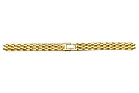 Genuine Citizen Ladies 10mm Gold Tone Watch Bracelet