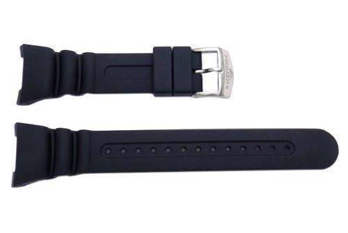 Genuine Citizen Black Rubber Promaster 30mm Watch Band