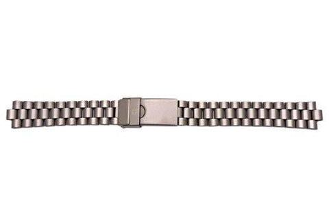 Genuine Wenger Ladies Titanium Plated Stainless Steel 14mm Watch Bracelet