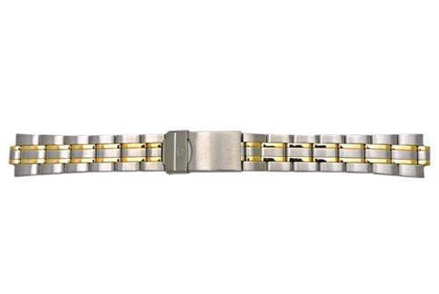 Genuine Wenger Standard Issue Series Dual Tone Watch Bracelet