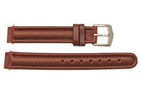 Genuine Wenger Ladies Brown Avalanche Series 14mm Leather Watch Band