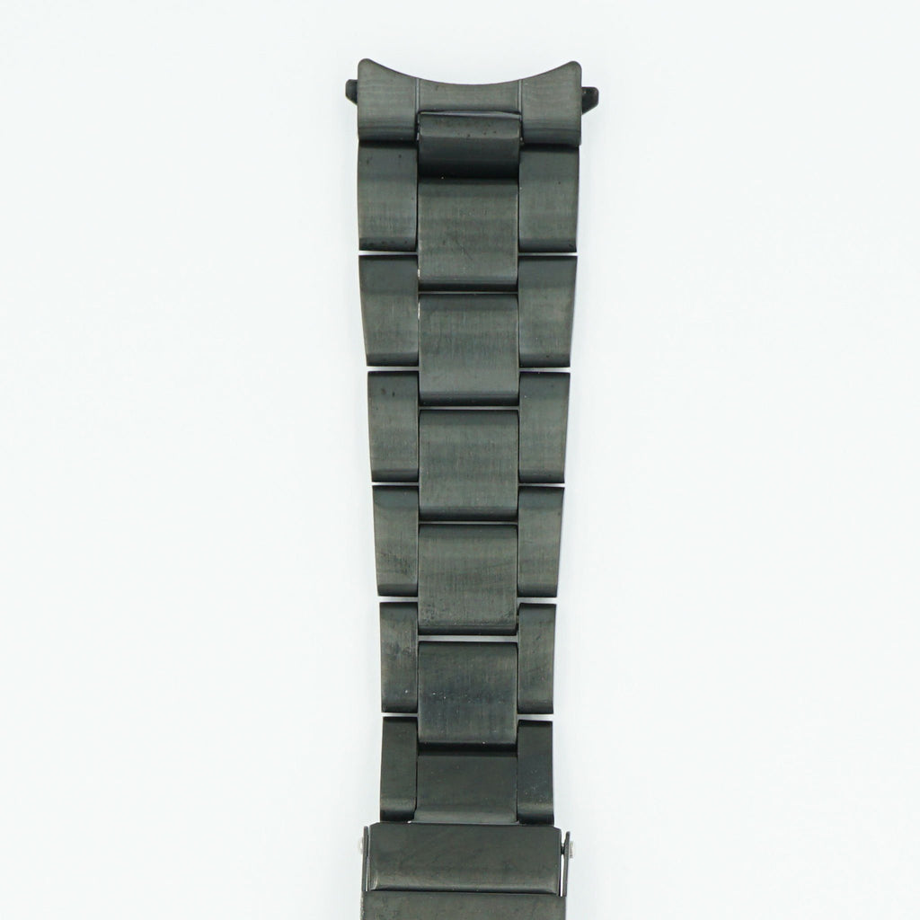 20mm Black PVD Watch Bracelet