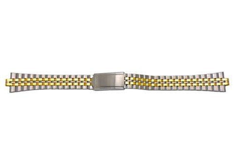 Seiko Womens Dual Tone Stainless Steel Replacement Watch Bracelet